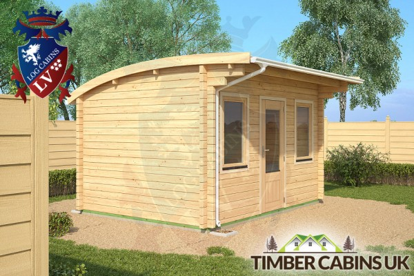 Log Cabin Kirklees 4m x 3m 001
