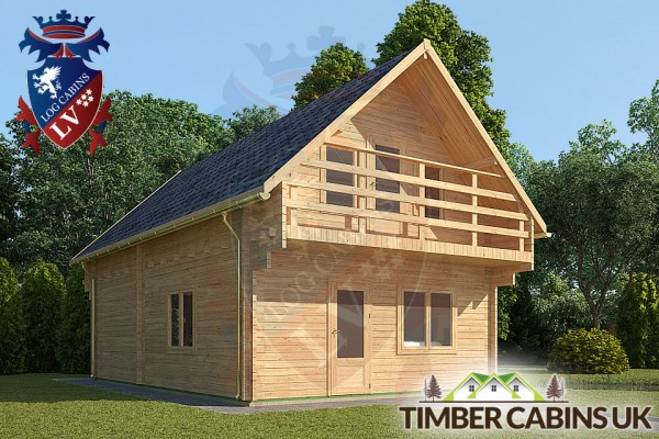 Log Cabin Macclesfield 5.5m x 8.5m 001