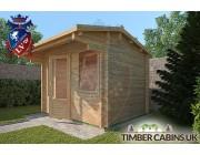 Log Cabin Wychavon 2.95m x 2.35m 002