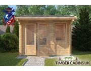 Log Cabin Wychavon 2.95m x 2.35m 003