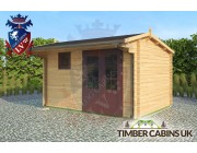Log Cabin Braintree 4m x 3m 002