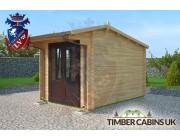 Log Cabin Dacorum 2.5m x 3.5m 002