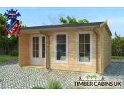 Log Cabin East Hertfordshire 5m x 3.5m 002