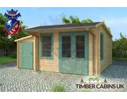 Log Cabin East Lindsey 5m x 4.5m 002
