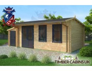 Log Cabin Epping Forest 7.0m x 3.5m 002