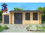 Log Cabin Epping Forest 7.0m x 3.5m 003