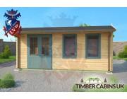 Log Cabin Halton 5.5m x 2.5m 003