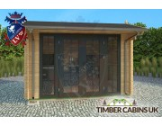 Log Cabin Kings Lynn 3.5m x 3m 003