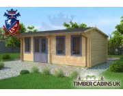 Log Cabin North Wiltshire 6.5m x 3.5m 002