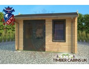Log Cabin Norwich 4m x 3m 003
