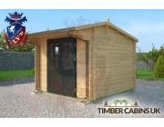 Log Cabin Perth & Kinross 3m x 3m 002