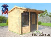 Log Cabin Preston 2.5m x 2.5m 001