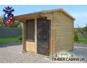 Log Cabin Preston 2.5m x 2.5m 002
