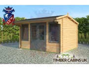Log Cabin South Cambridgeshire 4m x 3m 002