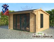 Log Cabin South Oxfordshire 4.5m x 4m 002