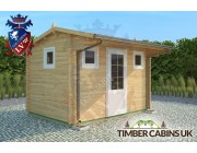 Log Cabin Tendring 3.5m x 2.5m 001