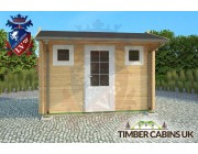 Log Cabin Tendring 3.5m x 2.5m 003