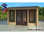 Log Cabin Thanet 4m x 4m 003