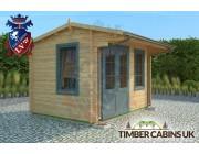 Log Cabin Thurrock 3.5m x 2.5m 001