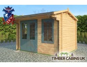 Log Cabin Thurrock 3.5m x 2.5m 002