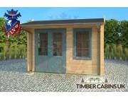 Log Cabin Thurrock 3.5m x 2.5m 003