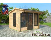 Log Cabin Torbay 3.2m x 2.8m 001