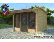 Log Cabin Torbay 3.2m x 2.8m 002