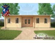 Log Cabin Aberdeenshire 9m x 4m 003