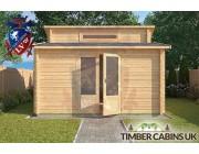 Log Cabin Angus 4m x 4m 003