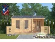 Log Cabin Arkholme 5m x 3m 003