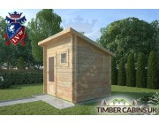 Log Cabin Ashton-under-Lyne 2.5m x 2m 002