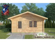 Log Cabin Aughton 5m x 5m 003