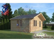 Log Cabin Banks 5m x 4m 001