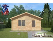 Log Cabin Banks 5m x 4m 003