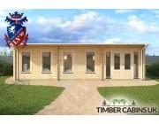 Log Cabin Barnsley 9m x 3.5m 004