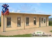 Log Cabin Barnsley 9m x 3.5m 002