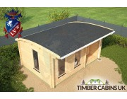 Log Cabin Belfast 5m x 3.5m 005
