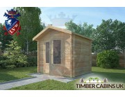 Log Cabin Blackpool 2.5m x 2m 002