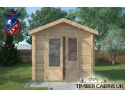 Log Cabin Blackpool 2.5m x 2m 003