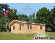 Log Cabin Blackpool 6m x 7m 002