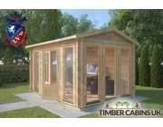 Log Cabin Bolton-by-Bowland 4m x 3m 002
