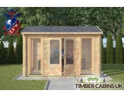 Log Cabin Bolton-by-Bowland 4m x 3m 003
