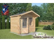 Log Cabin Bolton 2.5m x 2m 001