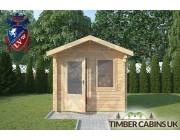 Log Cabin Bolton 2.5m x 2m 003