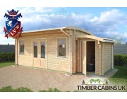 Log Cabin Bolton 7m x 3.5m 003