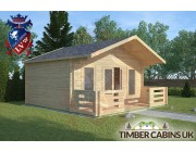 Log Cabin Borwick 5m x 4m 001