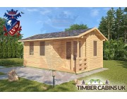 Log Cabin Bracknell Forest 5m x 3m 002