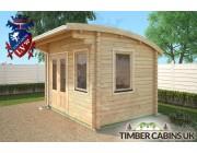 Log Cabin Bradford 3.5m x 2.5m 002