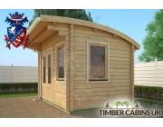 Log Cabin Bradford 3.5m x 2.5m 003