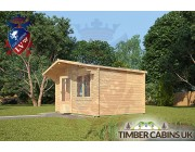 Log Cabin Brighton 4m x 3m 002